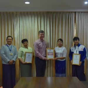 KBZ Bank Ltd, a leading bank of Myanmar hosted an Information and Technology Update Refreshment Program