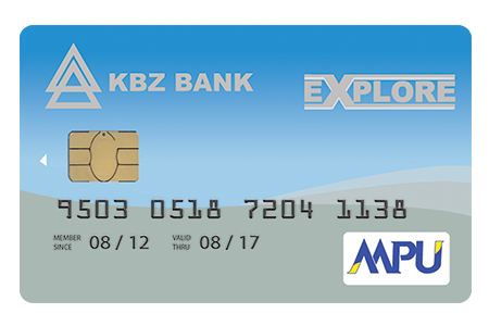 Cards - KBZ Bank