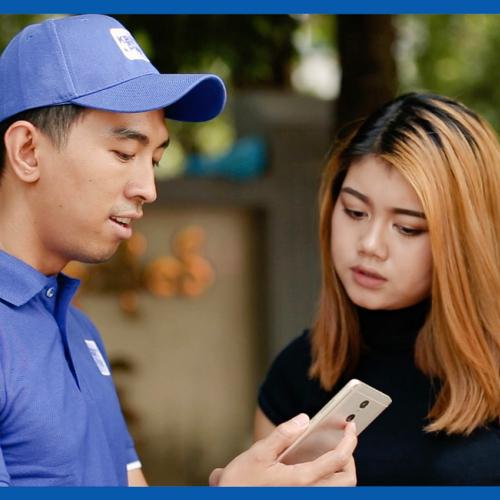 မြန်မာနိုင်ငံ၏ တိုးတက်မှု အမြန်ဆန်ဆုံး မိုဘိုင်းပိုက်ဆံအိတ် အသုံးပြုသူ အရေအတွက်သန်း (၃၀) အထိ ရှိလာစေရန် ရည်မှန်းထား